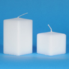 60mm (2.5) Square Candles