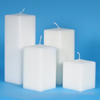 80mm (3.25) Square Candles